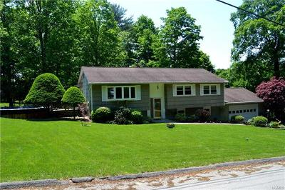 Single Family Home For Sale: 73 Gleneida Ridge Road