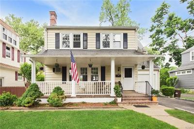 White Plains Single Family Home For Sale: 180 Longview Avenue