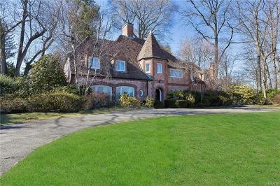 Bronxville Single Family Home For Sale: 633 California Road