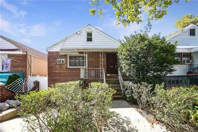 Bronx Single Family Home For Sale: 1228 Arnow Avenue
