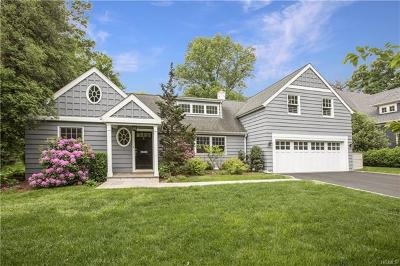 Scarsdale Single Family Home For Sale: 5 Continental Road