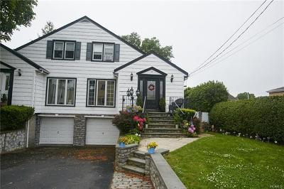 New Rochelle Single Family Home For Sale: 36 Ronalds Avenue