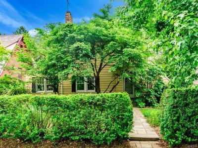 Yonkers Single Family Home For Sale: 10 Ashton Road