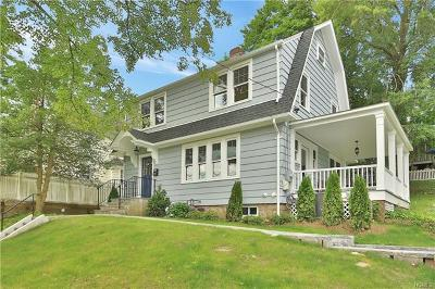 Ardsley Single Family Home For Sale: 550 Ashford Avenue