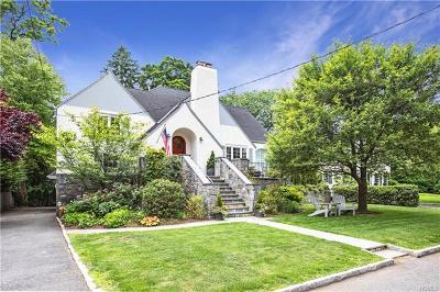 Rye Single Family Home For Sale: 24 Mohawk Street