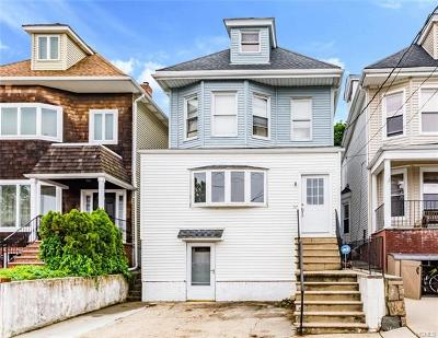 Yonkers Single Family Home For Sale: 37 Glover Avenue