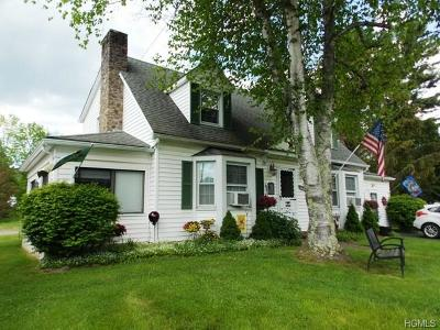 Youngsville NY Single Family Home For Sale: $165,000