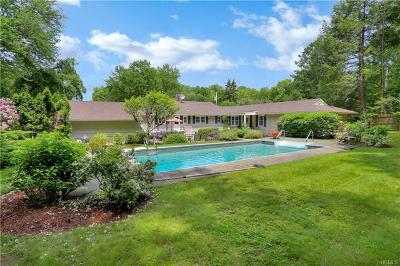 Armonk Single Family Home For Sale: 7 Nichols Road