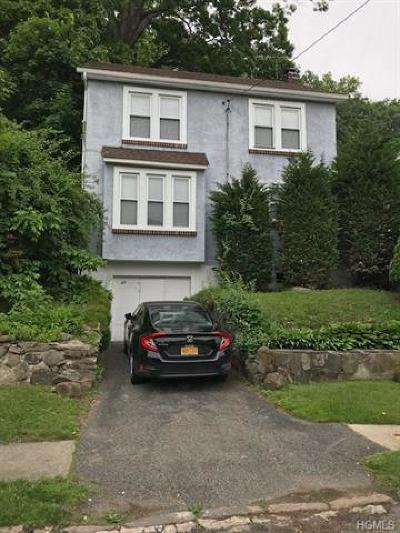 Yonkers Single Family Home For Sale: 256 Sedgwick Avenue