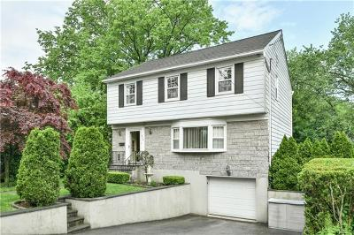 Eastchester Single Family Home For Sale: 625 White Plains Road