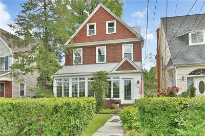 New Rochelle Single Family Home For Sale: 22 Woodland Avenue