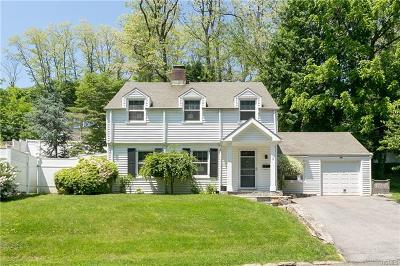 White Plains Single Family Home For Sale: 2 Appletree Close