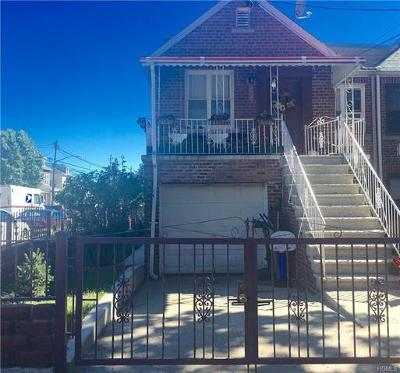 Bronx Multi Family 2-4 For Sale: 1018 Neill Avenue