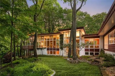 Chappaqua Single Family Home For Sale: 25 McKesson Hill Road