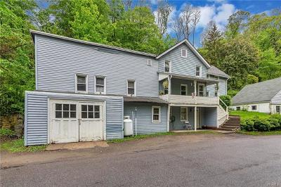 Armonk Single Family Home For Sale: 122 Old Mount Kisco Road