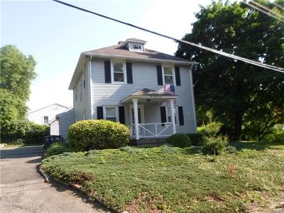 White Plains Multi Family 2-4 For Sale: 123 Clinton Street