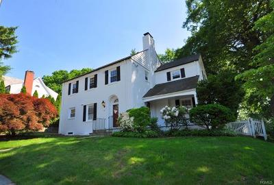 Yonkers Single Family Home For Sale: 100 Holls Terrace