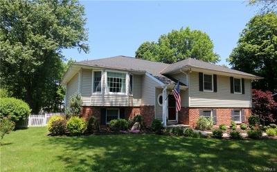 Mohegan Lake Single Family Home For Sale: 3217 Amelia Drive