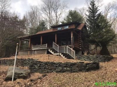 Single Family Home For Sale: 135 Upper Lumber Road