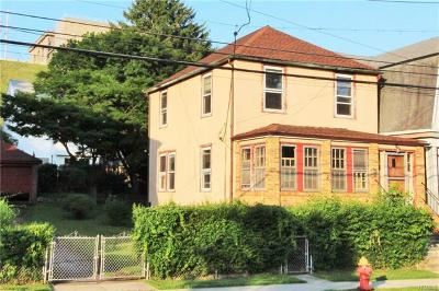 Yonkers Single Family Home For Sale: 80 King Avenue