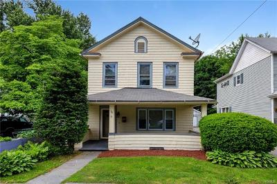 Port Jervis Single Family Home For Sale: 18 River Street