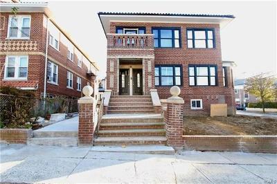 Mount Vernon Multi Family 2-4 For Sale: 115 Grandview Avenue