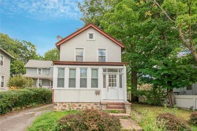 Mamaroneck Single Family Home For Sale: 321 Maple Avenue