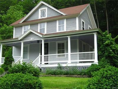 Sullivan County Single Family Home For Sale: 940 Berme Church Road