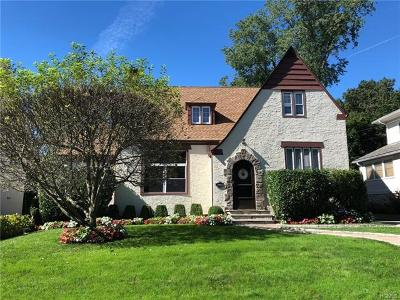 New Rochelle Single Family Home For Sale: 22 Argyll Avenue