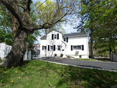 Tarrytown Single Family Home For Sale: 222 Sheldon Avenue