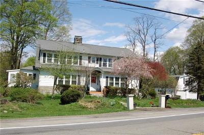 Holmes Single Family Home For Sale: 4041 Route 52
