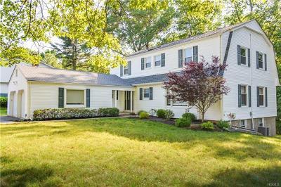 Suffern Single Family Home For Sale: 17 Burlington Avenue