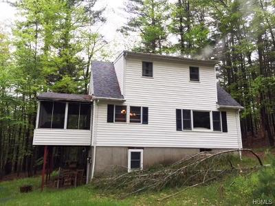 Glen Spey Single Family Home For Sale: 145 Knight Road