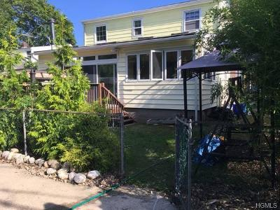 Haverstraw Single Family Home For Sale: 82 Gurnee Avenue