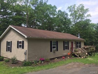 Barryville, Woodridge Single Family Home For Sale: 19 Ozeriany Road