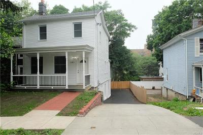 Yonkers Single Family Home For Sale: 281 North Woodworth Avenue