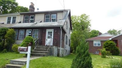 New Rochelle Single Family Home For Sale: 294 Clove Road