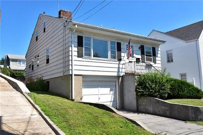 New Rochelle Single Family Home For Sale: 21 Mount Tom Road