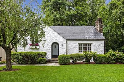 Scarsdale Single Family Home For Sale: 8 Wallick Close