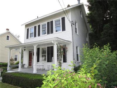 Fishkill Single Family Home For Sale: 33 Broad Street