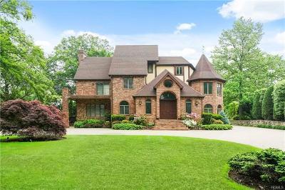 Pelham Single Family Home For Sale: 1354 Manor Circle