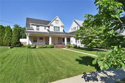 New Rochelle Single Family Home For Sale: 48 Leland Avenue