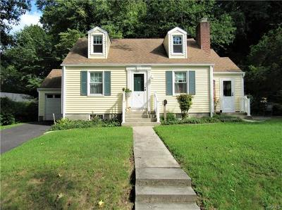 Croton-On-Hudson Single Family Home For Sale: 28 Truesdale Drive