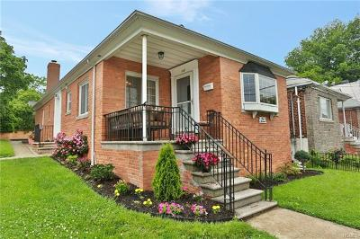 Yonkers Single Family Home For Sale: 113 Woodlawn Avenue