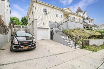 Yonkers Multi Family 2-4 For Sale: 142 Bruce Avenue