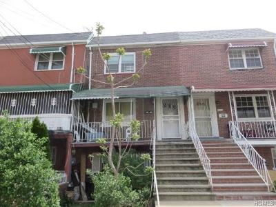 Bronx Multi Family 2-4 For Sale: 4711 Osman Place