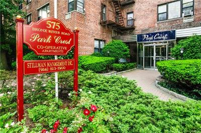 Yonkers Co-Operative For Sale: 575 Bronx River Road #6D