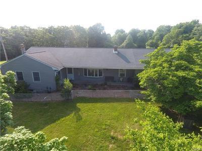 Goshen Single Family Home For Sale: 283 Ridge Road