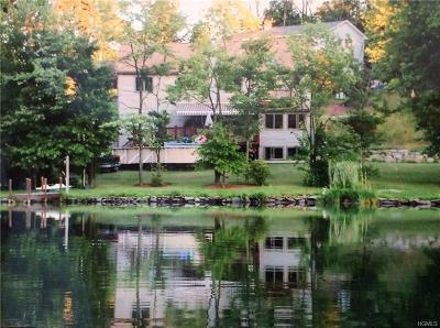 Slate Hill Single Family Home For Sale: 78 Shore Boulevard