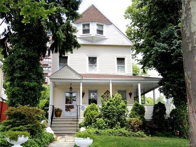 Mount Vernon Single Family Home For Sale: 15 Claremont Place